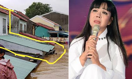 Ánh Tuyết, nhà của ca sĩ Ánh Tuyết, sao Việt