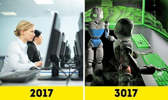 con người, con người trong tương lai, tương lai