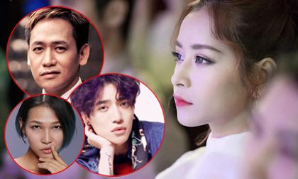 Giữa lúc bão scandal, Chi Pu hẳn ấm lòng bởi còn nhiều sao Việt bênh vực mình