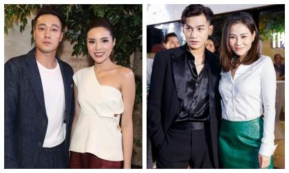 Hoa hậu Kỳ Duyên, Thu Minh cùng loạt sao Việt váy áo lộng lẫy, hội ngộ So Ji Sub