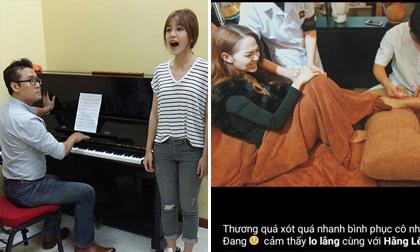 Tin sao Việt 24/11/2017: Thầy dạy thanh nhạc nói về ngày đầu Chi Pu học hát, Minh Hằng ngã trật chân khiến fans xót xa