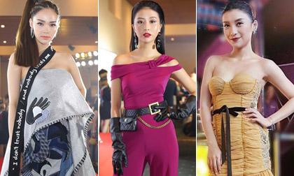 thảm họa sao Việt,sao mặc thảm họa,sao Việt mặc xấu