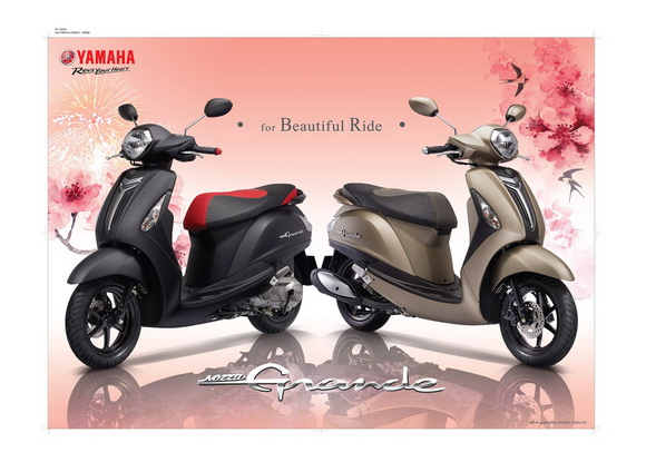 Yamaha Grande, xe Grande