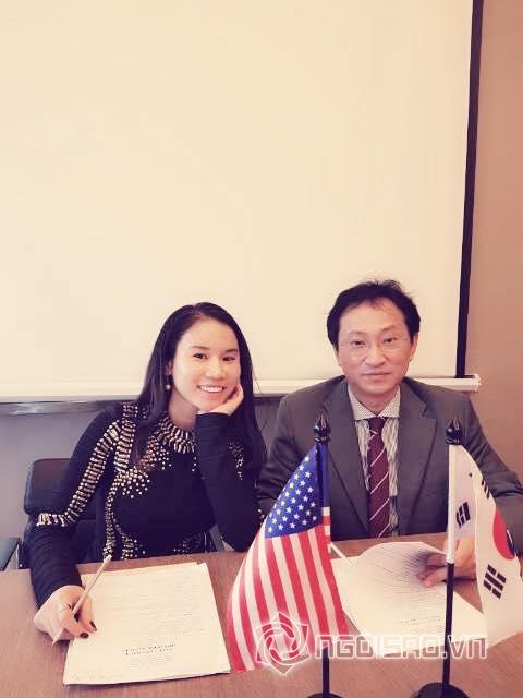Hoa hậu Jenny Trần, Mirage Skincare