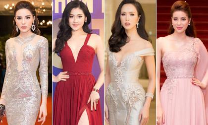 nữ hoàng thảm đỏ,sao Việt mặc đẹp,nữ hoàng thảm đỏ showbiz Việt
