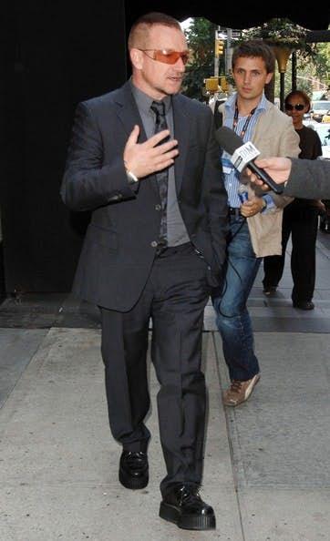 sao nam Hollywood, sao nam Hollywood đi giày cao gót, sao nam đi giày cao gót