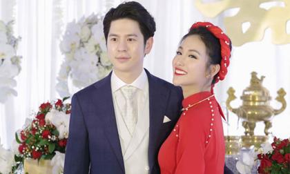 Mai Hồ,Mai Hồ đính hôn,con trai Mai Hồ