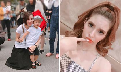 Ly Kute, hot girl, con trai Ly Kute