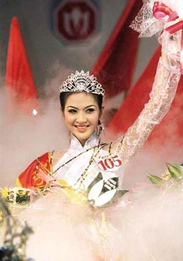 Phan Thu Ngân - Hoa hậu Việt Nam từ bỏ hào quang, lấy chồng gia thế và kết cục buồn - Ảnh 1.