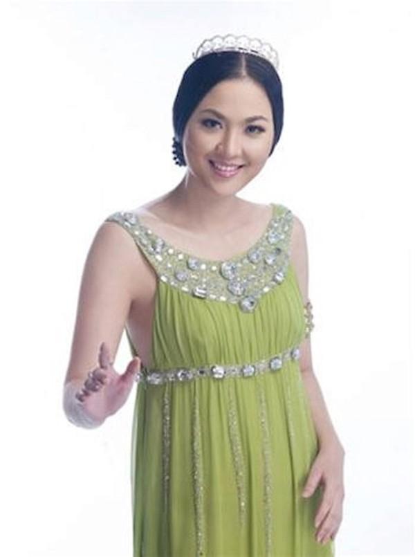 Phan Thu Ngân - Hoa hậu Việt Nam từ bỏ hào quang, lấy chồng gia thế và kết cục buồn - Ảnh 2.