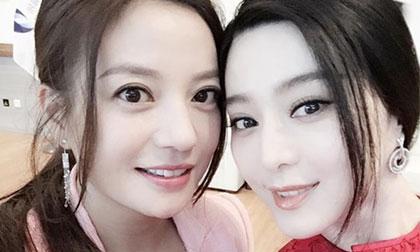 Trần Khôn, Lưu Diệc Phi, Đổng Khiết, sao Hoa ngữ