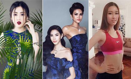 Hoa hậu hoàn vũ việt nam,hoa hậu thùy lâm,hoa hậu phạm hương