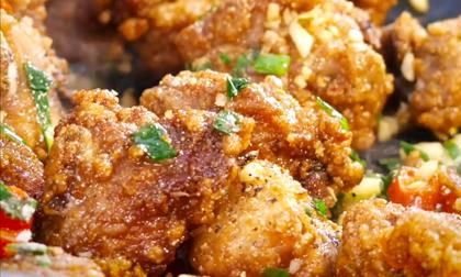 Gà nướng, cách làm món gà nướng, clip nấu ăn
