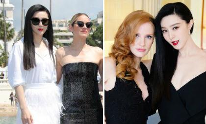 sao trang điểm, cannes 2018, Irina Shayk, Kristen Stewart, Penelope Cruz