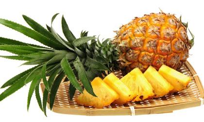 dứa, quả dứa, lợi ích từ trái cây,