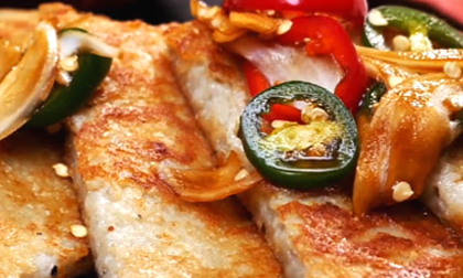 Món ăn vỉa hè ở newyork, clip hot, món ăn ngon