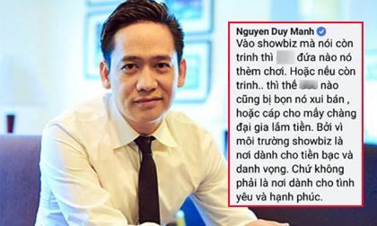 tuấn hưng, duy mạnh, sao Việt