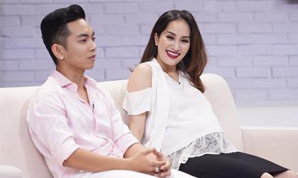 Khánh Thi, Khánh Thi và Phan Hiển, Khánh Thi sinh con