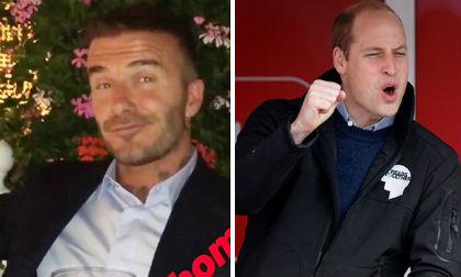 David Beckham,victoria beckham, sao Hollywood