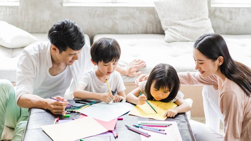 Giai đoạn phát triển của trẻ, phát triển trí thông minh của trẻ, nuôi dạy trẻ