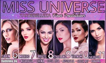 H'Hen Niê , Miss Universe, sao việt