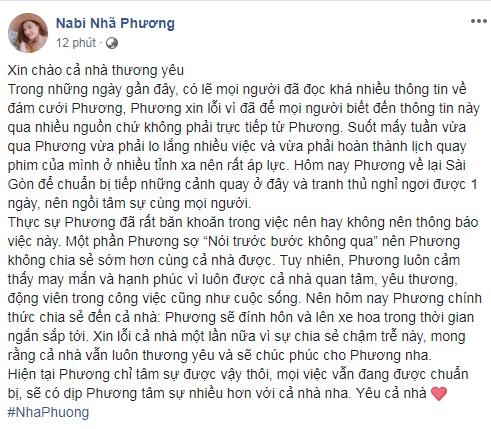 Nhã Phương, Trường Giang, sao Việt, đám cưới trường giang nhã phương