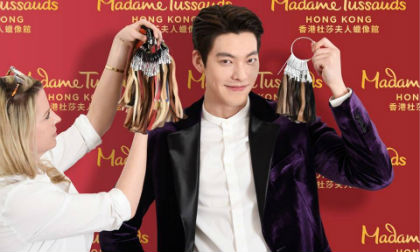 diễn viên, kim woo bin, sao hàn