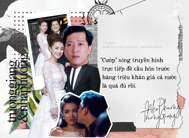 Vì sao Nhã Phương - Trường Giang kín như bưng về đám cưới thế kỷ? - Ảnh 2.