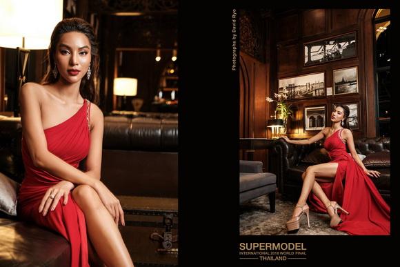 khả trang,siêu mẫu quốc tế 2018,sao việt
