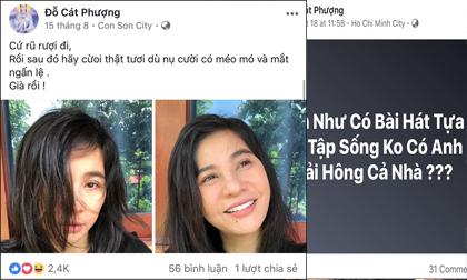 An Nguy, Kiều Minh Tuấn, Cát Phượng, sao Việt
