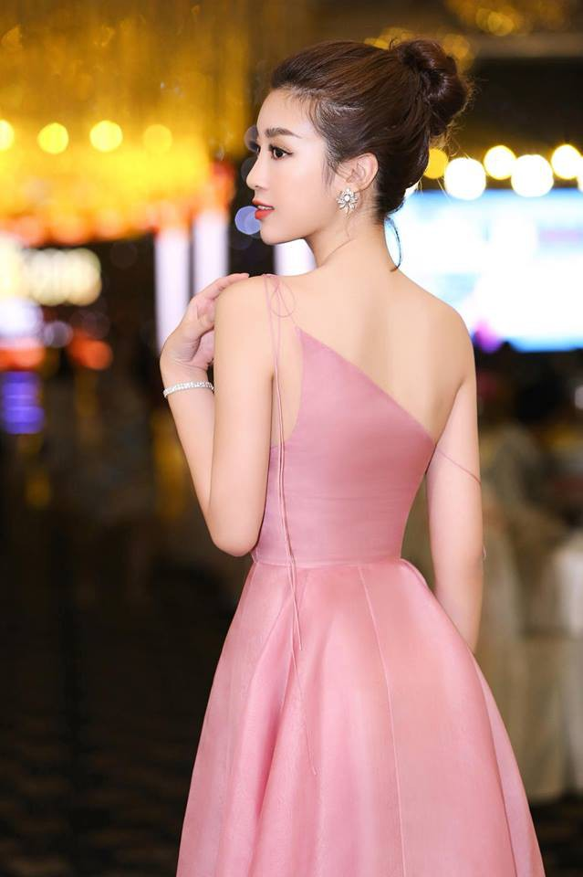 Đỗ Mỹ Linh: Từ cô gái bị chê bầm dập với nhan sắc thiếu mì chính lúc đăng quang đến danh xưng Hoa hậu bảo vật quốc gia - Ảnh 3.