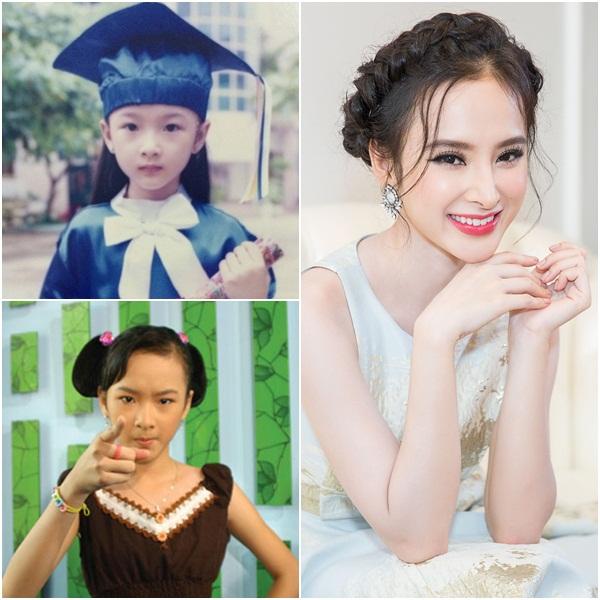 Ngay từ thời tấm bé, sao nữ Việt đã sở hữu gương mặt báo trước tương lai trở thành đại mỹ nhân-5