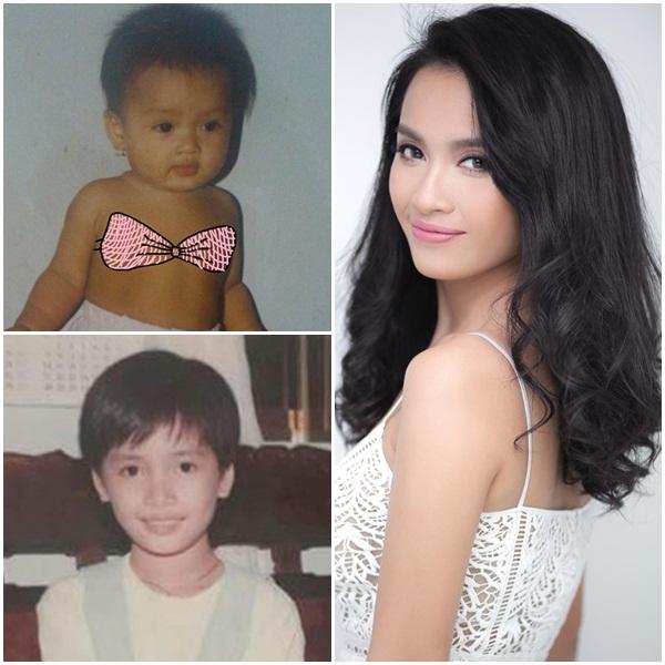 Ngay từ thời tấm bé, sao nữ Việt đã sở hữu gương mặt báo trước tương lai trở thành đại mỹ nhân-9
