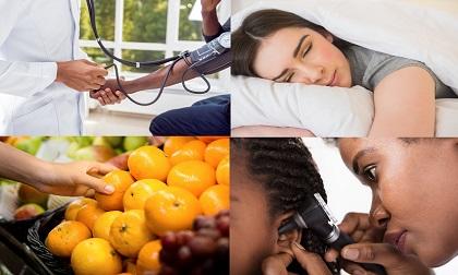 chăm sóc sức khỏe với 5 phút mỗi đêm, chăm sóc sức khỏe, những bài học tập luyện sức khỏe tốt cho mọi người