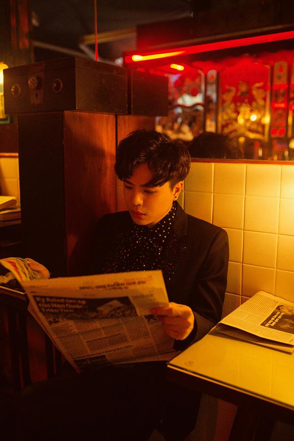 Trịnh Thăng Bình,tóc mới của Trịnh Thăng Bình,sao Việt