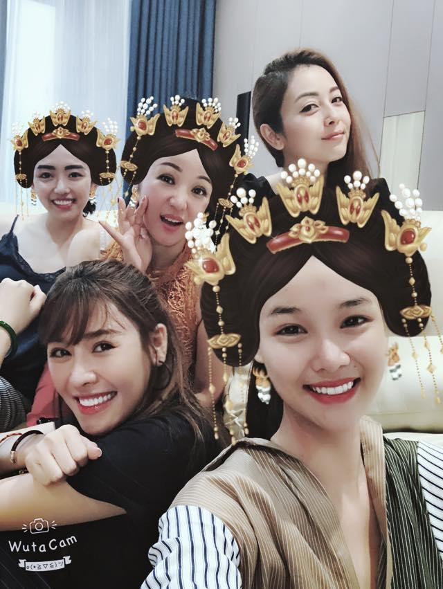Quế Vân, vợ Việt Anh, sao Việt