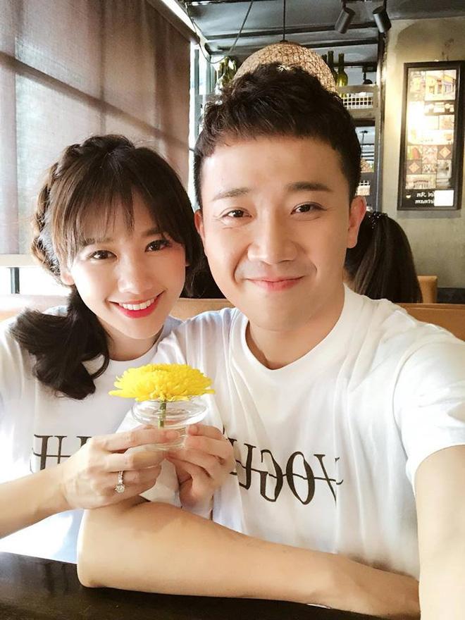 Hari Won, Trấn Thành và bài học để đời cho vợ chồng Trường Giang - Nhã Phương  - Ảnh 3.