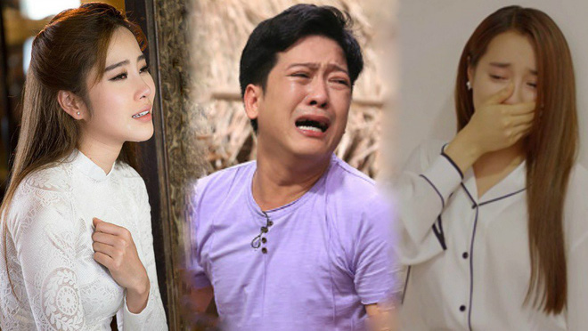 Hari Won, Trấn Thành và bài học để đời cho vợ chồng Trường Giang - Nhã Phương  - Ảnh 1.