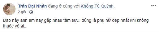 Khổng Tú Quỳnh,Ngô Kiến Huy,Khổng Tú Quỳnh và Ngô Kiến Huy chia tay,sao Việt