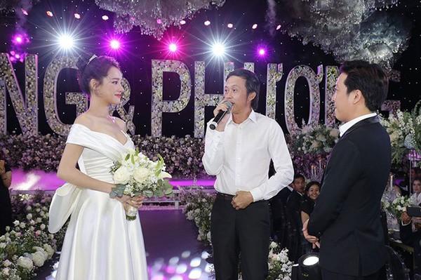 Hoài Linh hát đám cưới, danh hài Hoài Linh, sao việt