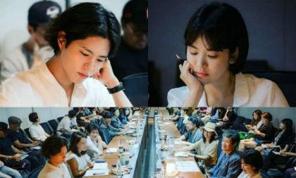diễn viên, song hye kyo, park bo gum, phim encounter, phim hàn, song joong ki