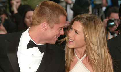 Brad Pitt,Jennifer Aniston,sao Hollywood