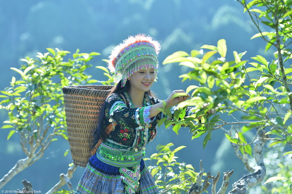 Yên Bái – Trải nghiệm hành trình di sản, Nhiếp ảnh gia Giang Trịnh, Trịnh Xuân Giang
