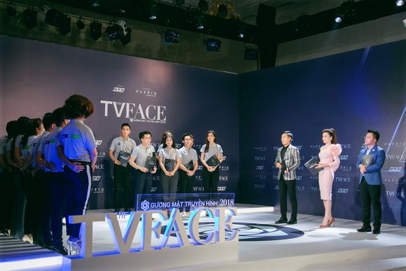 Gương mặt truyền hình 2018, The TVFACE, Tập 2 Gương mặt truyền hình 2018