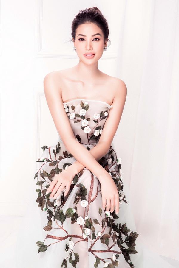 Hoa hậu phạm hương,hoa hậu hoàn vũ việt nam 2015,sao việt