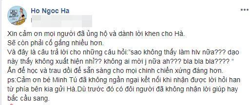 Hồ Ngọc Hà, Minh Tú, Hà Hồ, sao Việt