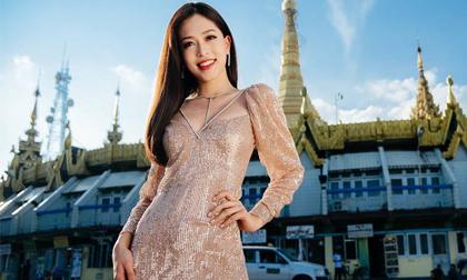 Á hậu Phương Nga, Miss Grand International 2018, sao Việt