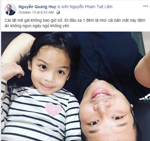 Quang Huy,Phạm Quỳnh Anh,Tuệ Lâm