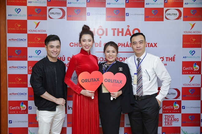 Doanh nhân Phan Thị Thu Thủy, ORLITAX, Thuốc giảm cân ORLITAX
