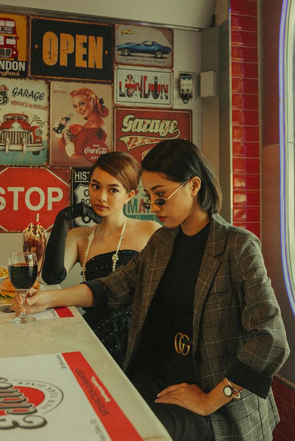 Kaity Nguyễn, Audrey Hepburn, sao Việt